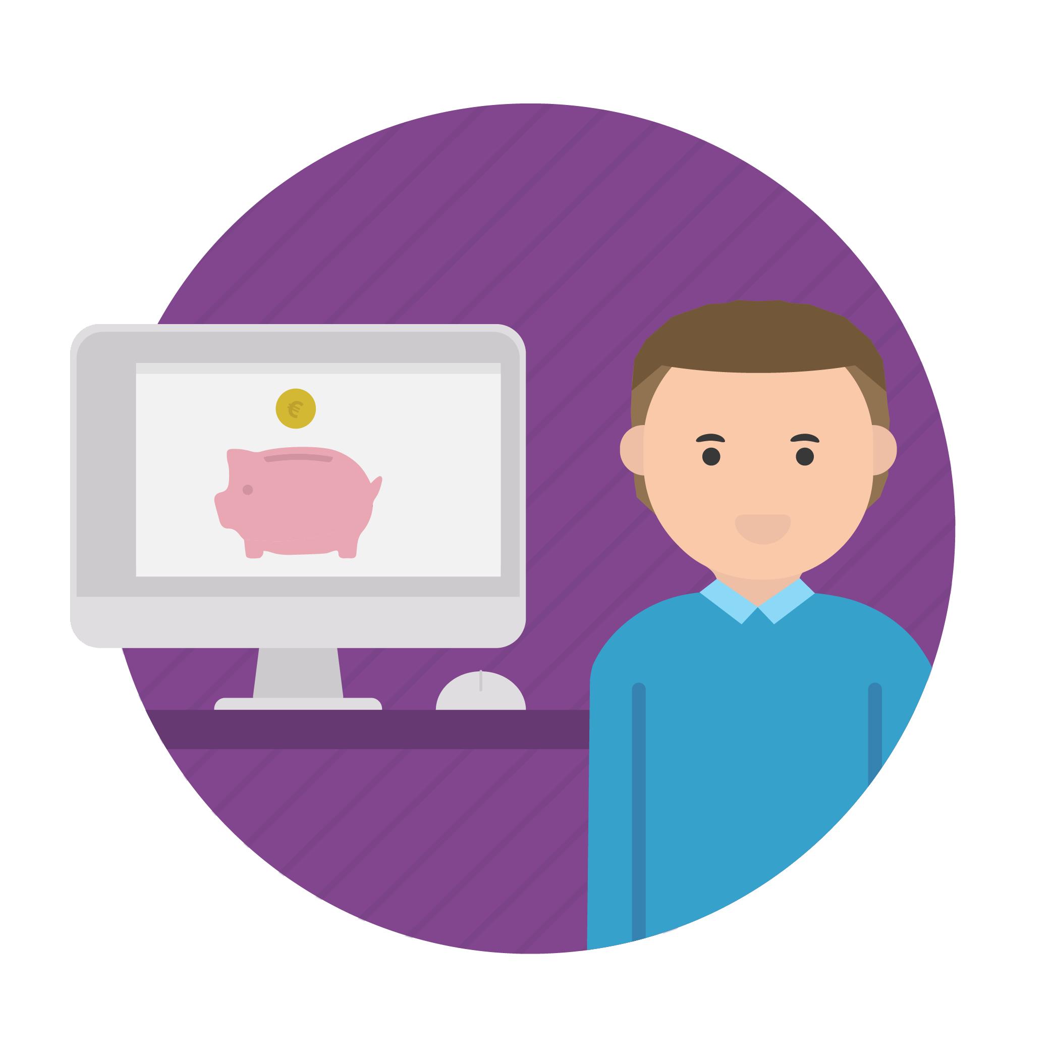 Maatwerk pensioencommunicatie Icon