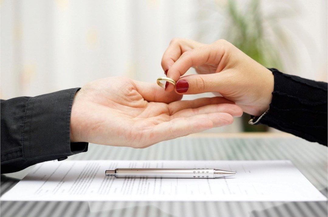 Pensioen bij echtscheiding