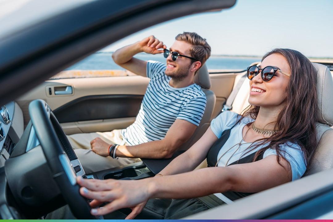 Lease auto vakantie